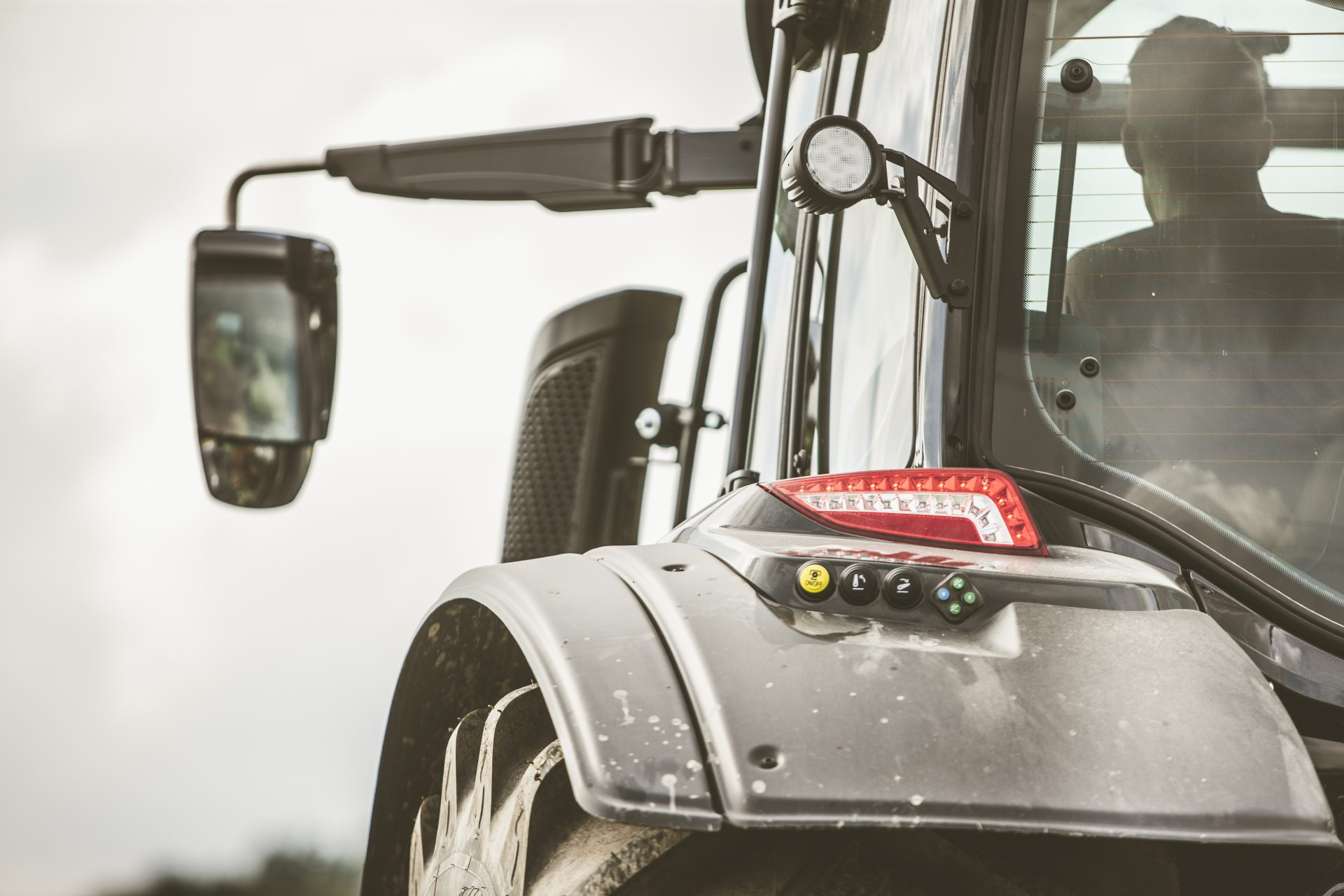 Tractor Valtra N 174 V Smart Touch