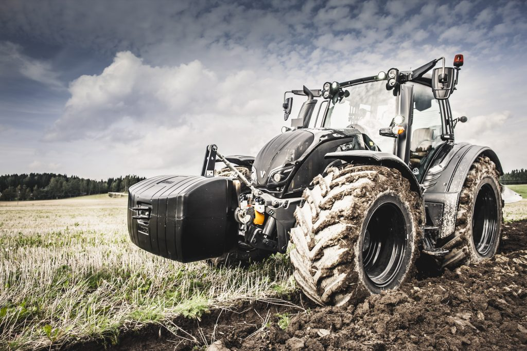 Tractor Valtra N 174 H5