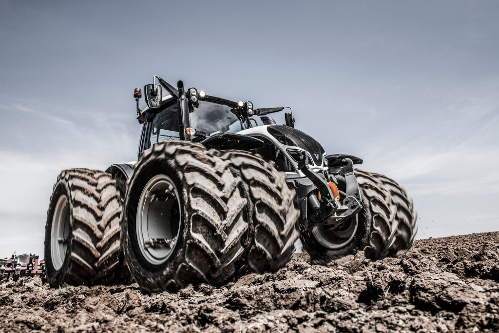 Tractor Valtra N 134 H5