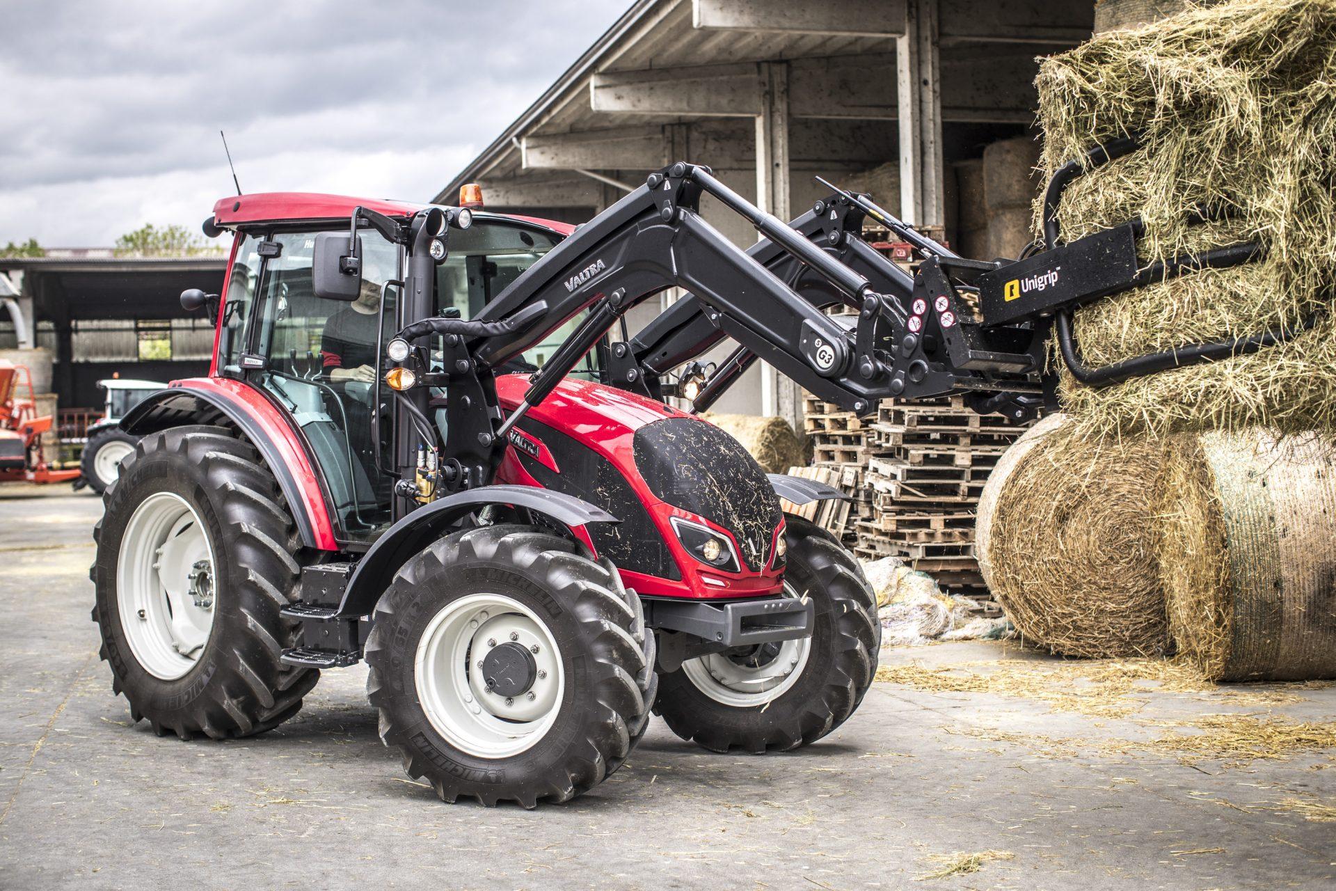 Tractor Valtra A 134 LH