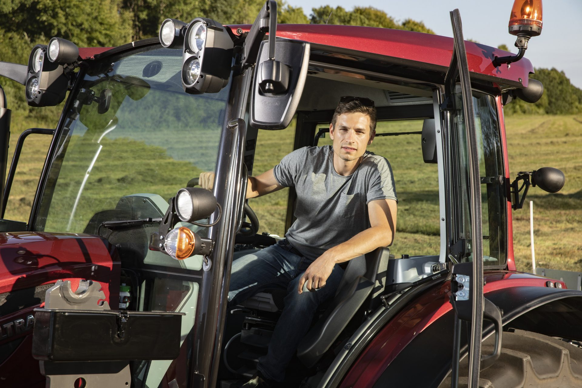 Tractor Valtra A 94 SH