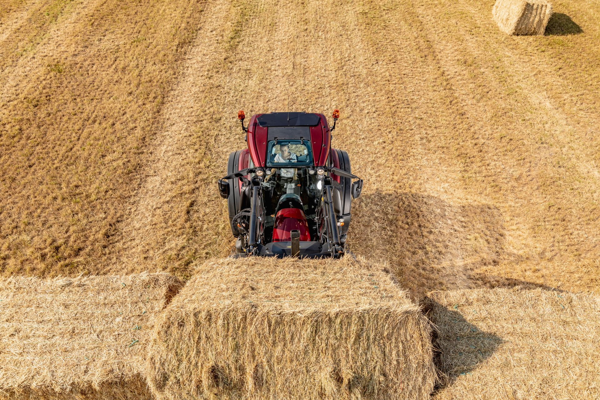 Tractor Valtra N 134 A