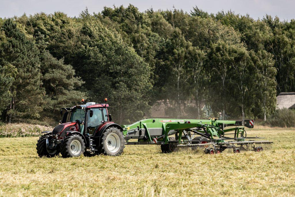 Tractor Valtra N 154E A