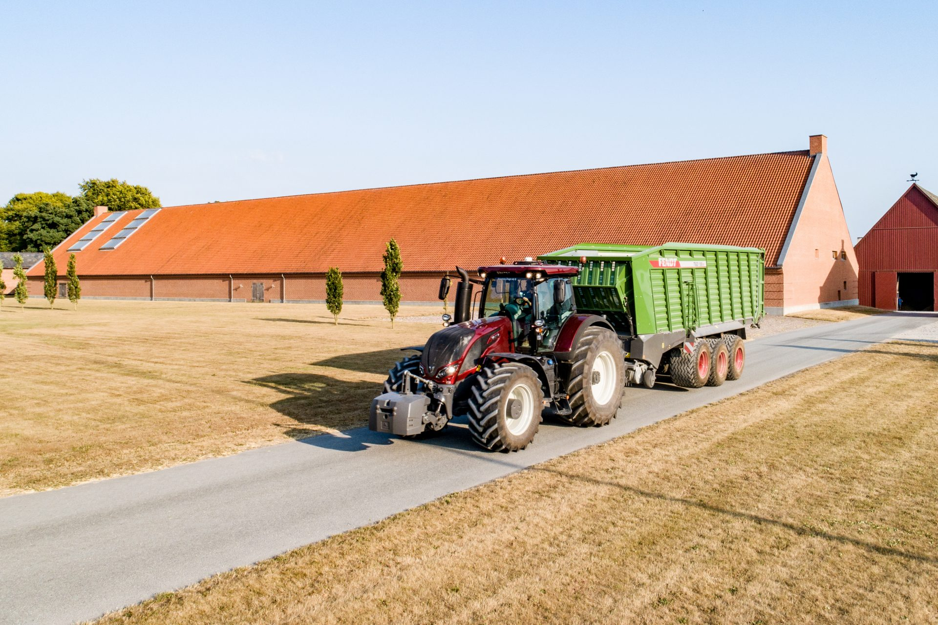 tractor Valtra S 294 Smart Touch