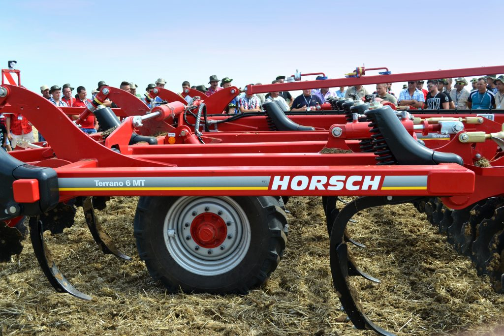 Cultivator Horsch TERRANO MT