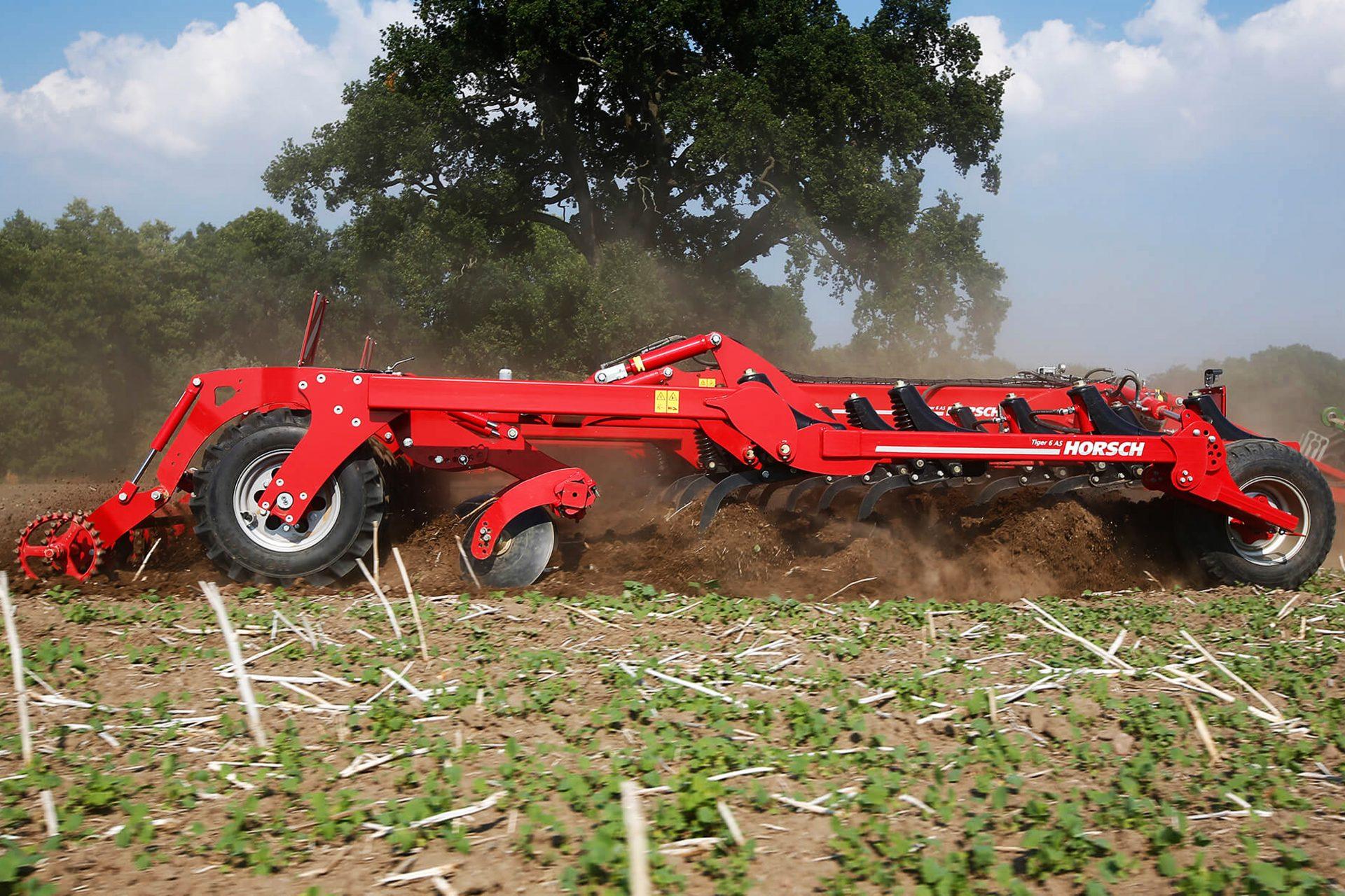 Cultivator Horsch TIGER AS