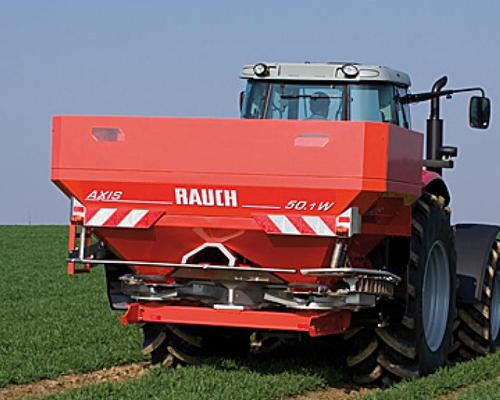 Distribuitoare de îngrășăminte Rauch AXIS W