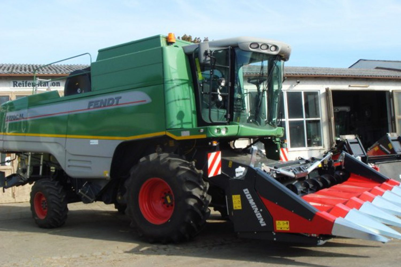 Header porumb Dominoni KAIMAN SL 966/ 977 BG, echipament agricol