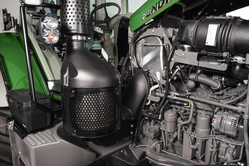 Tractor Fendt 824 Vario Power