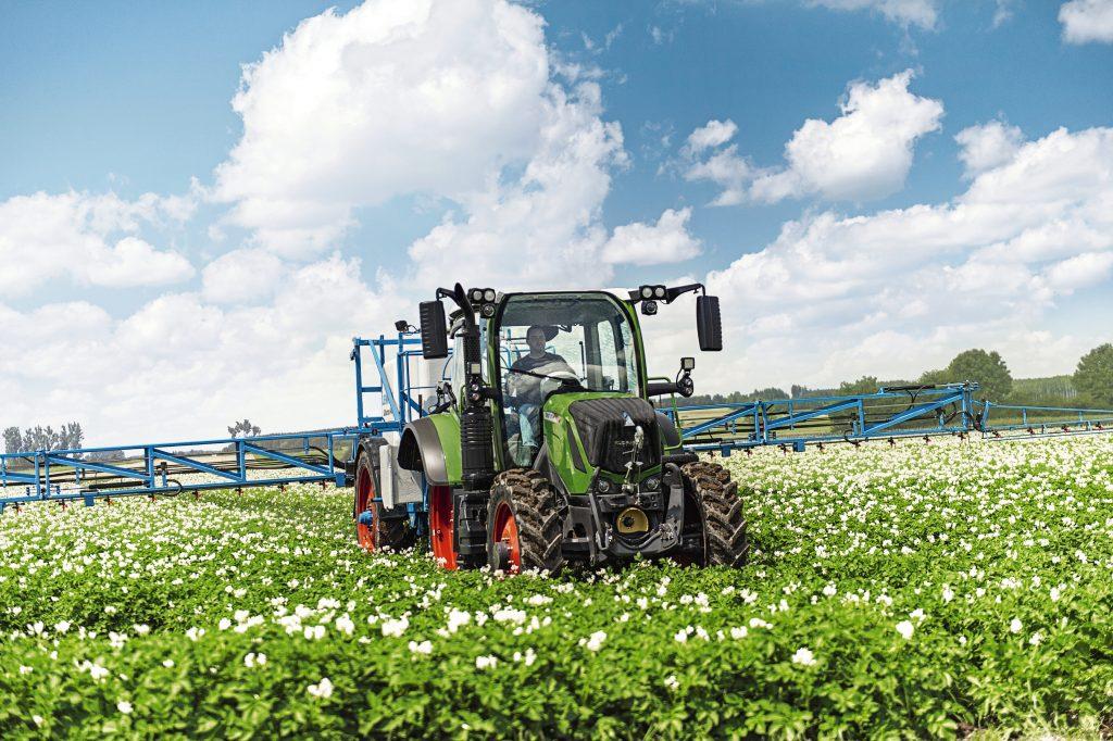 Tractor Fendt 312 Vario