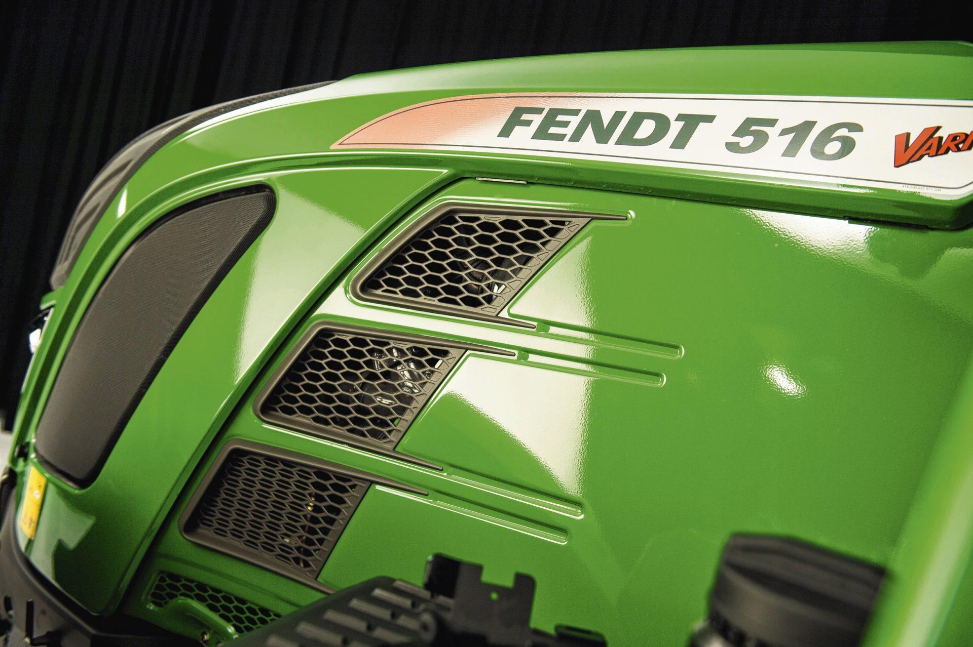 Tractor Fendt 516 Vario