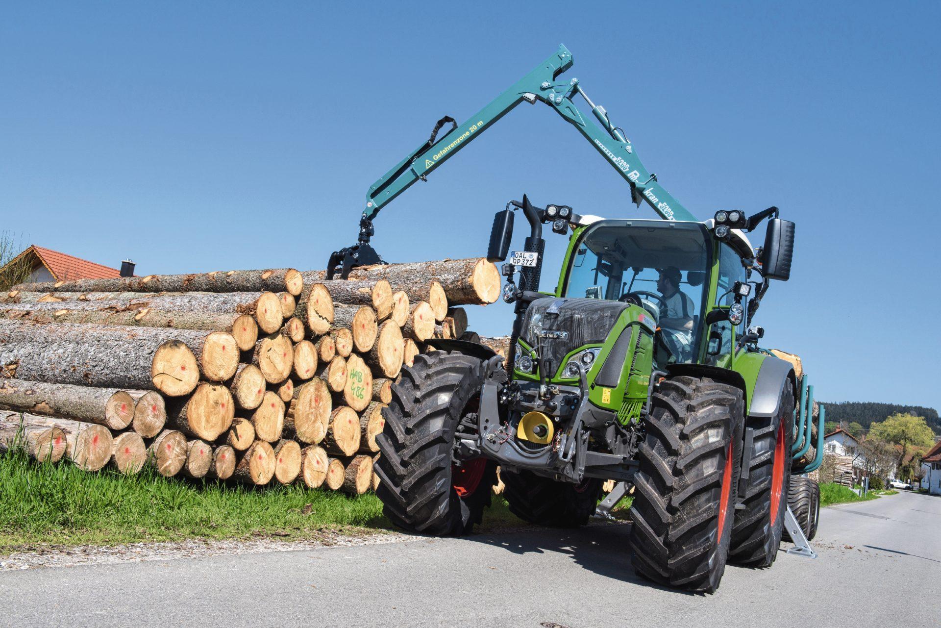 Tractor Fendt 512 Vario