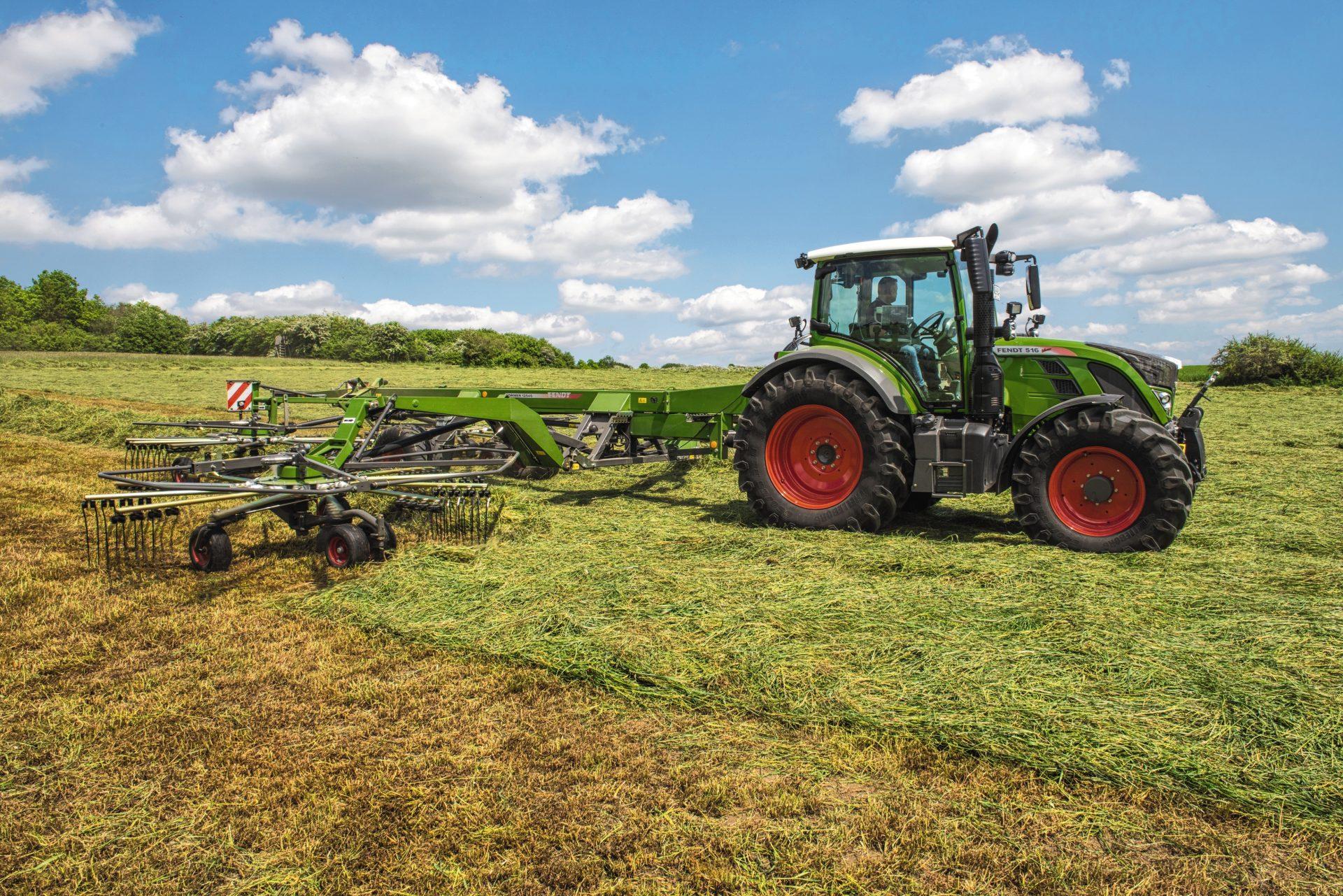 Tractor Fendt 514 Vario