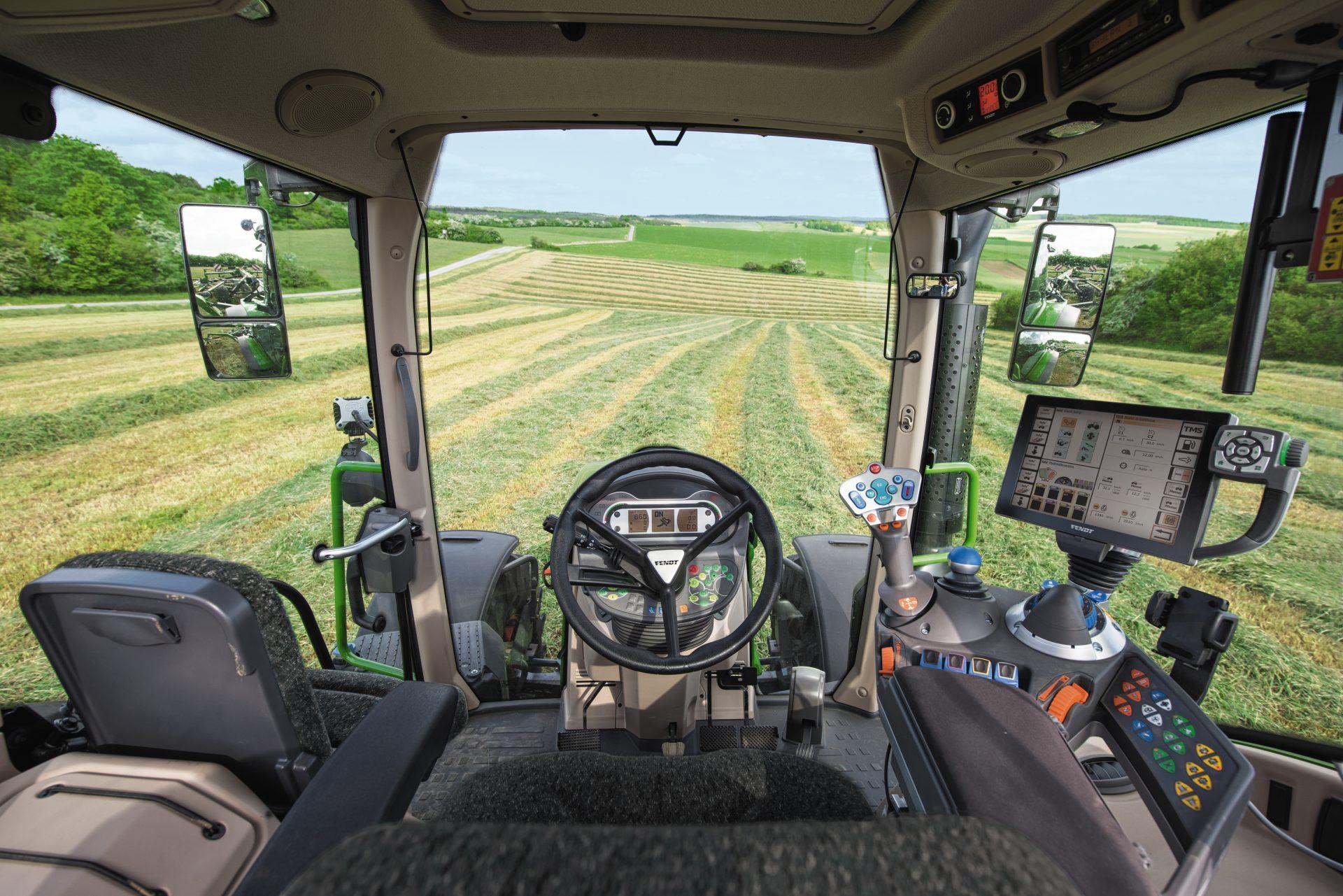 Cabină Tractor Fendt 512 Vario