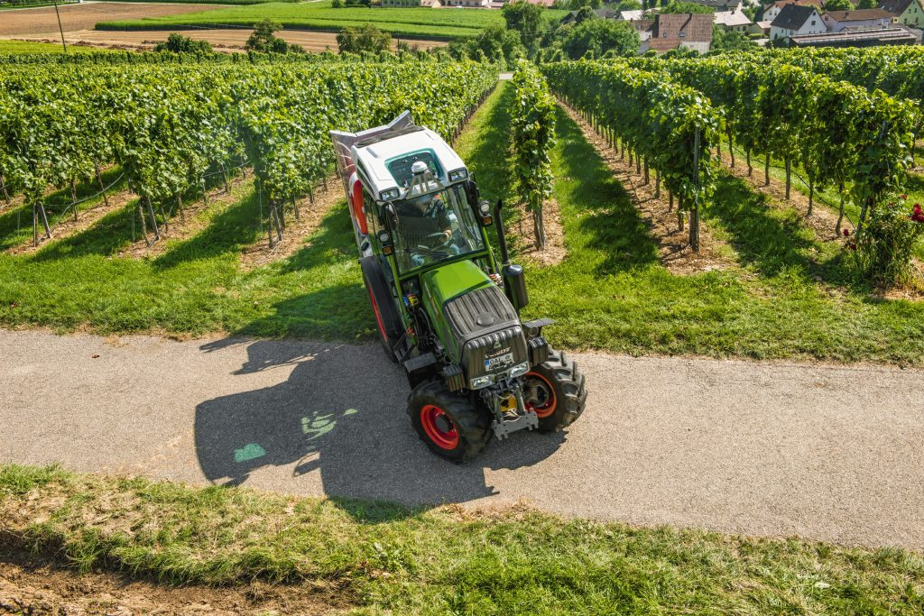 Tractor Fendt 210 P Vario