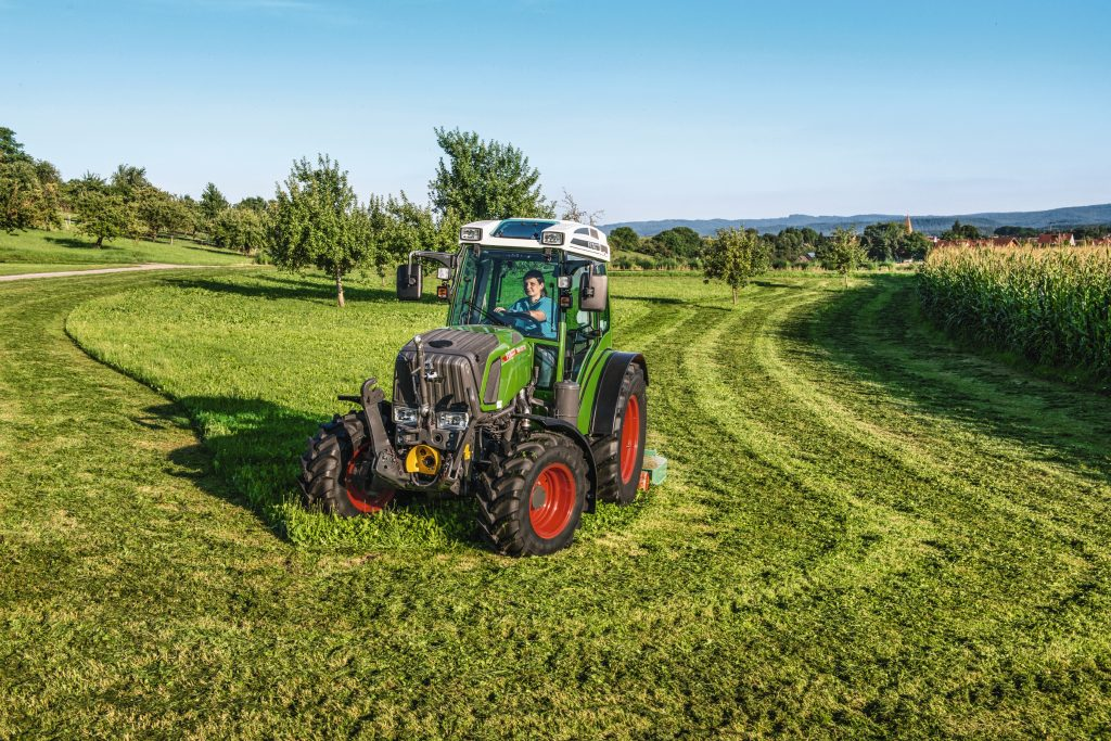 Tractor Fendt 211 P Vario