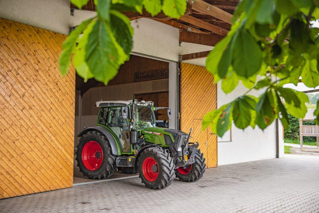 Tractor Fendt 210 Vario