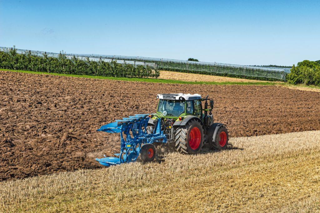Tractor Fendt 209 Vario