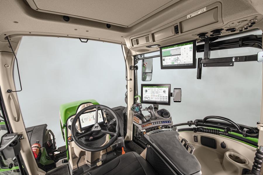 Cabină Tractor Fendt 714 Vario Profi