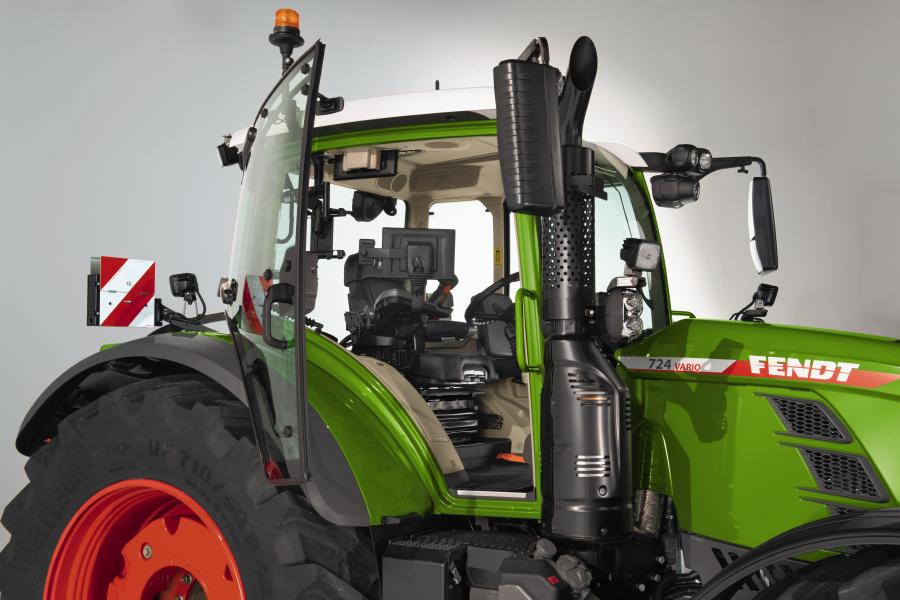 Tractor Fendt 724 Vario Profi