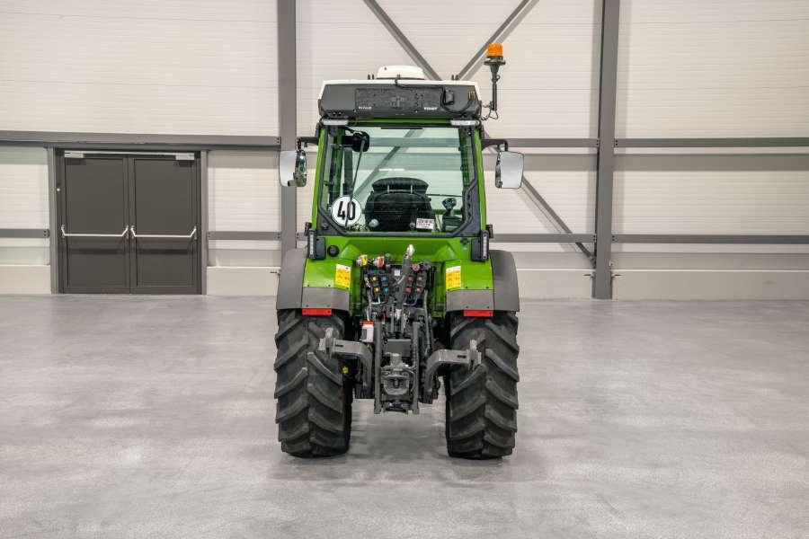 Tractor Fendt 200 Vario Profi+