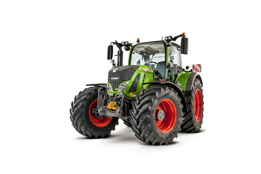 Tractor Fendt 714 Vario Power