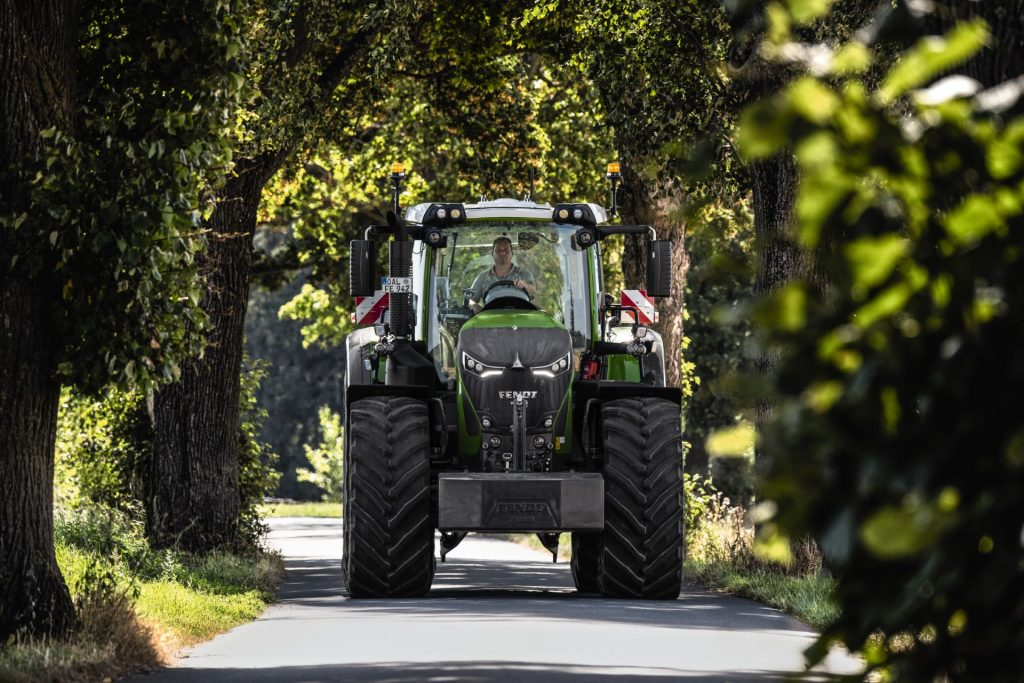 Tractor marca Fendt 930 Vario Power
