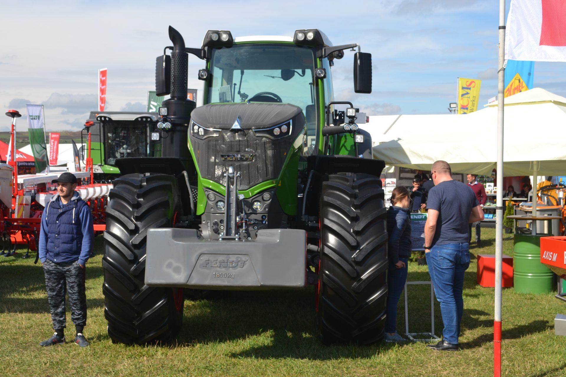 Tractor Fendt 1042 Vario Profi