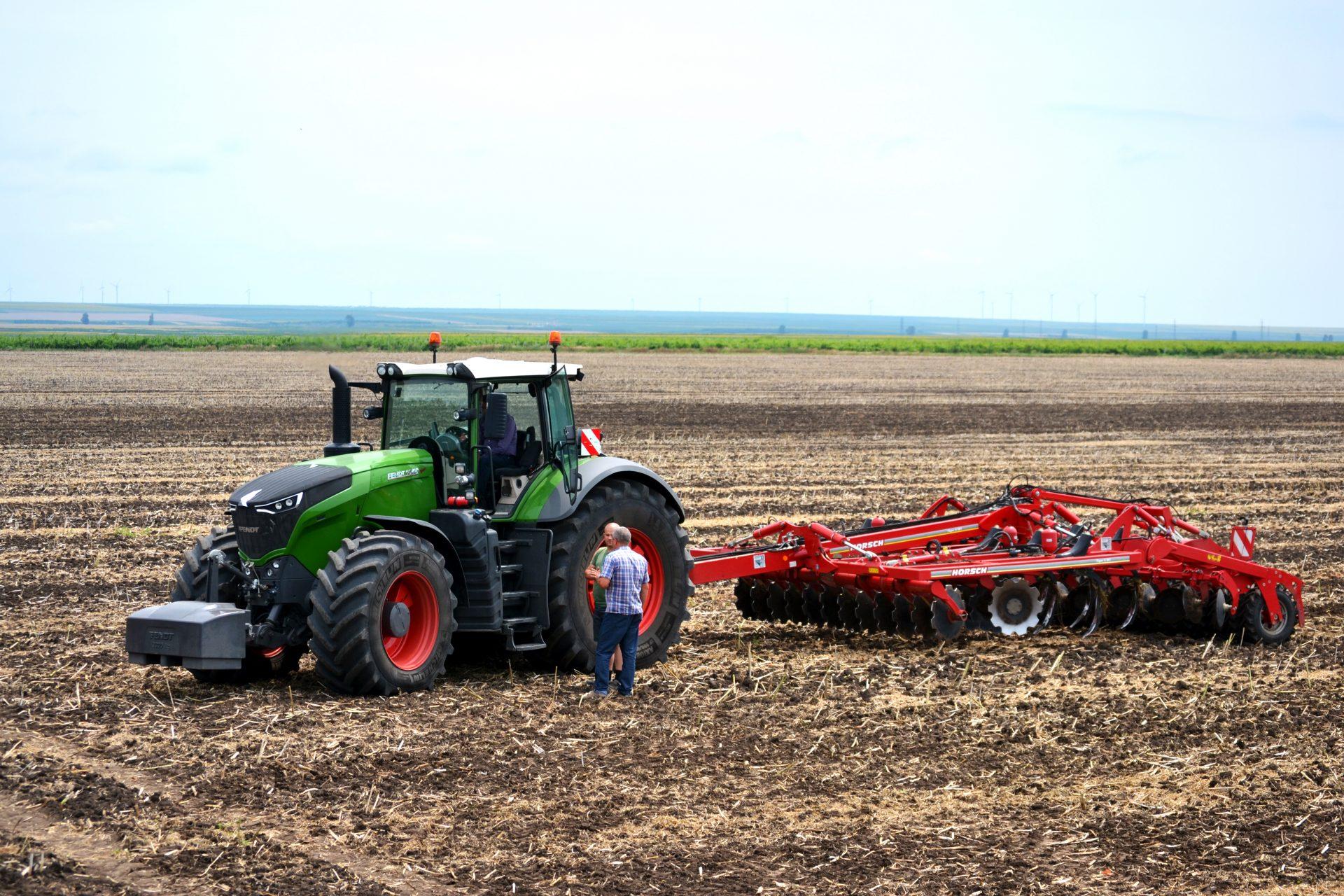 Tractor Fendt 1042 Vario Profi Plus
