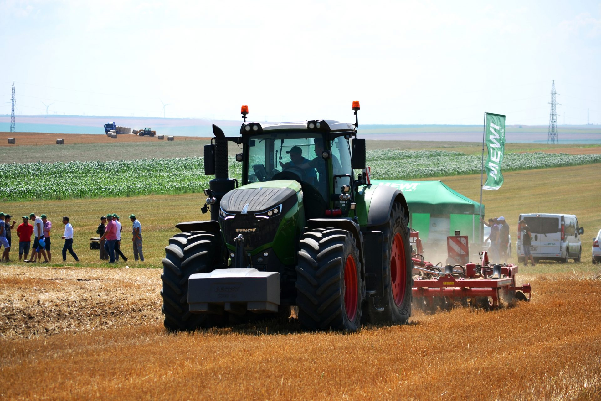 Tractor Fendt 1038 Vario Profi Plus