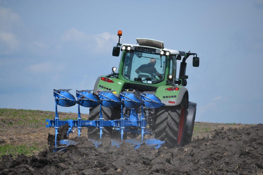 Tractor Fendt 720 Vario Profi Plus