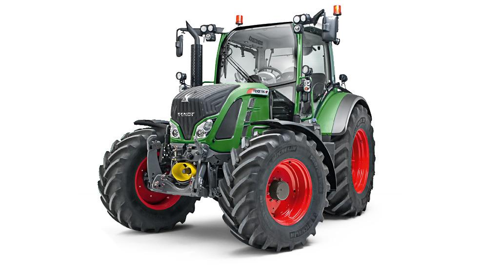 Tractor Fendt 513 Vario