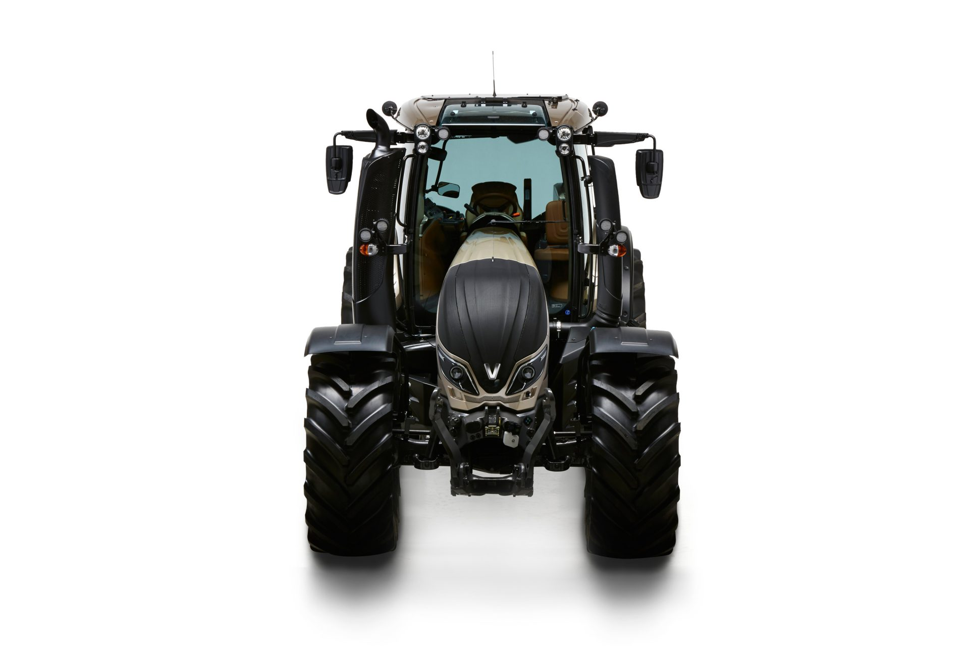 Tractor Valtra T 154 V Smart Touch