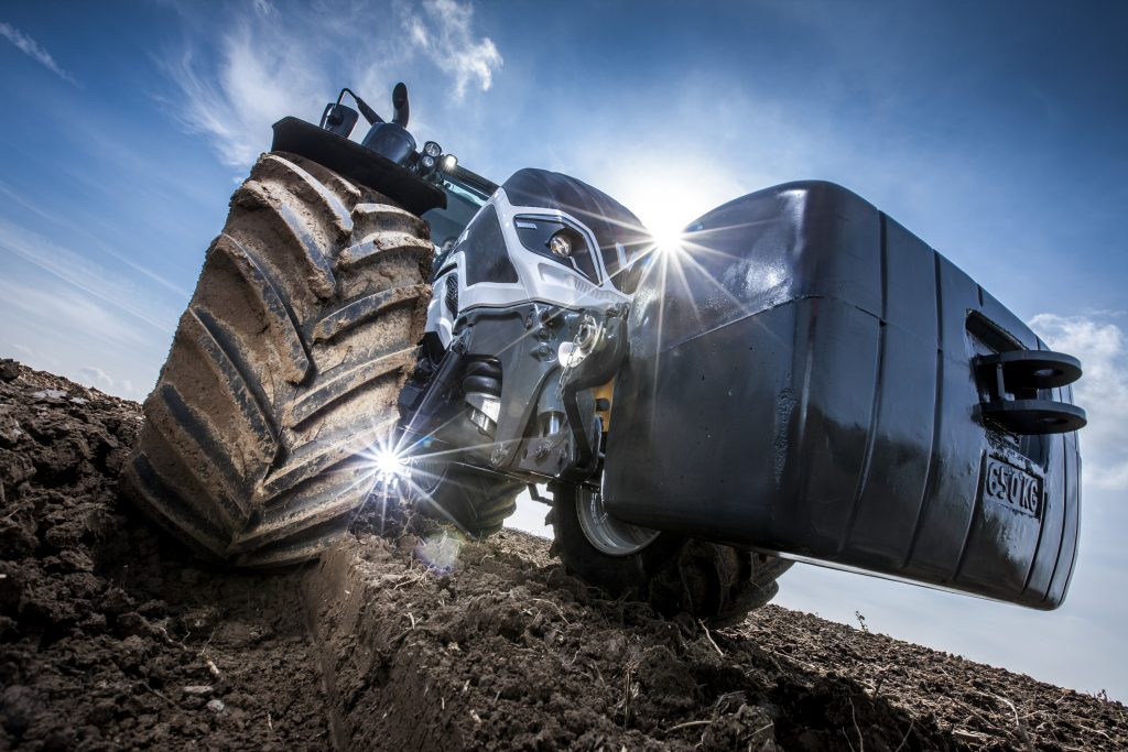 Tractor Valtra T 194 H