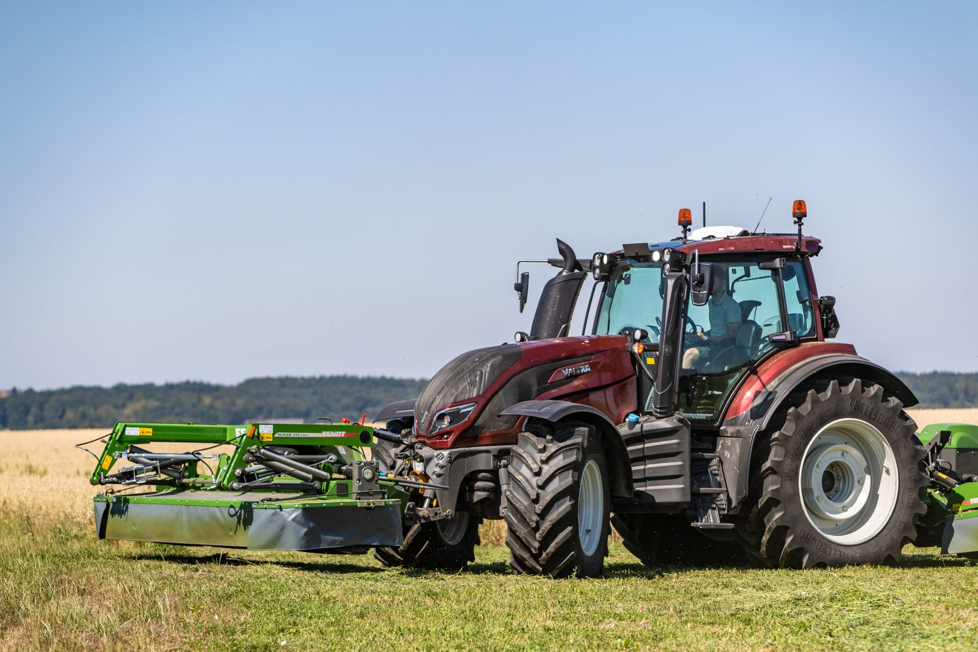 Tractor Valtra T 154 A