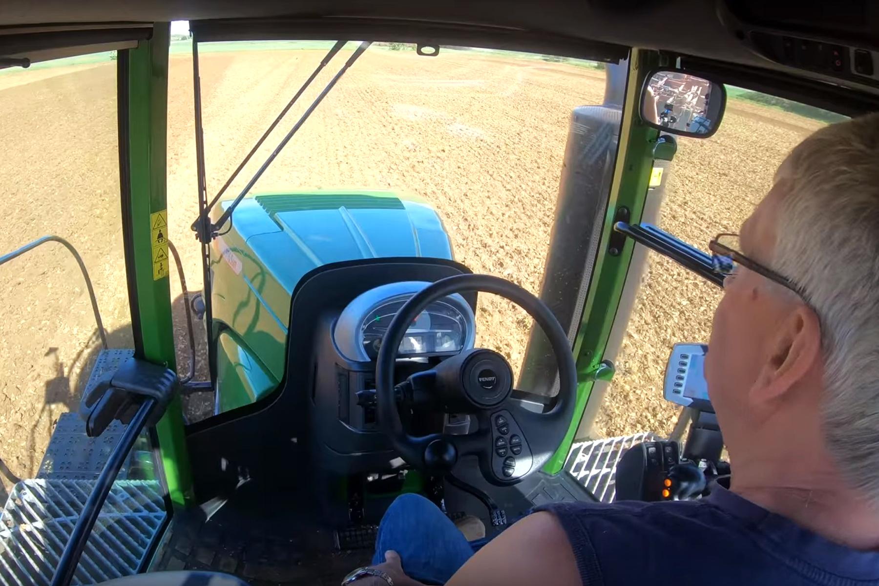 Tractor Fendt 1165 MT