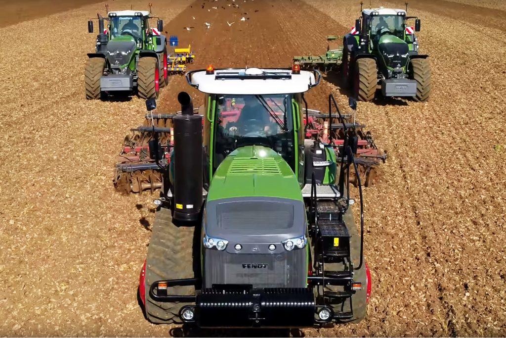 Tractor Fendt 1159 MT