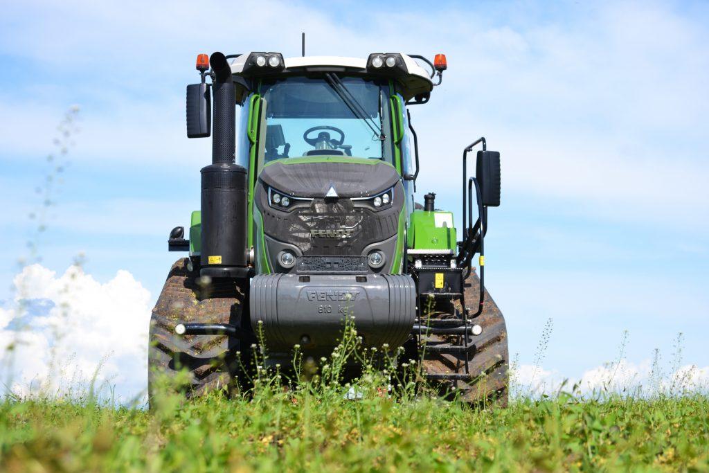 Tractor Fendt 940 Vario MT