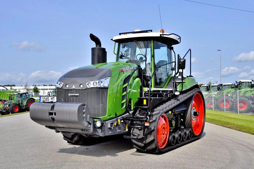 Tractor Fendt 1149 MT