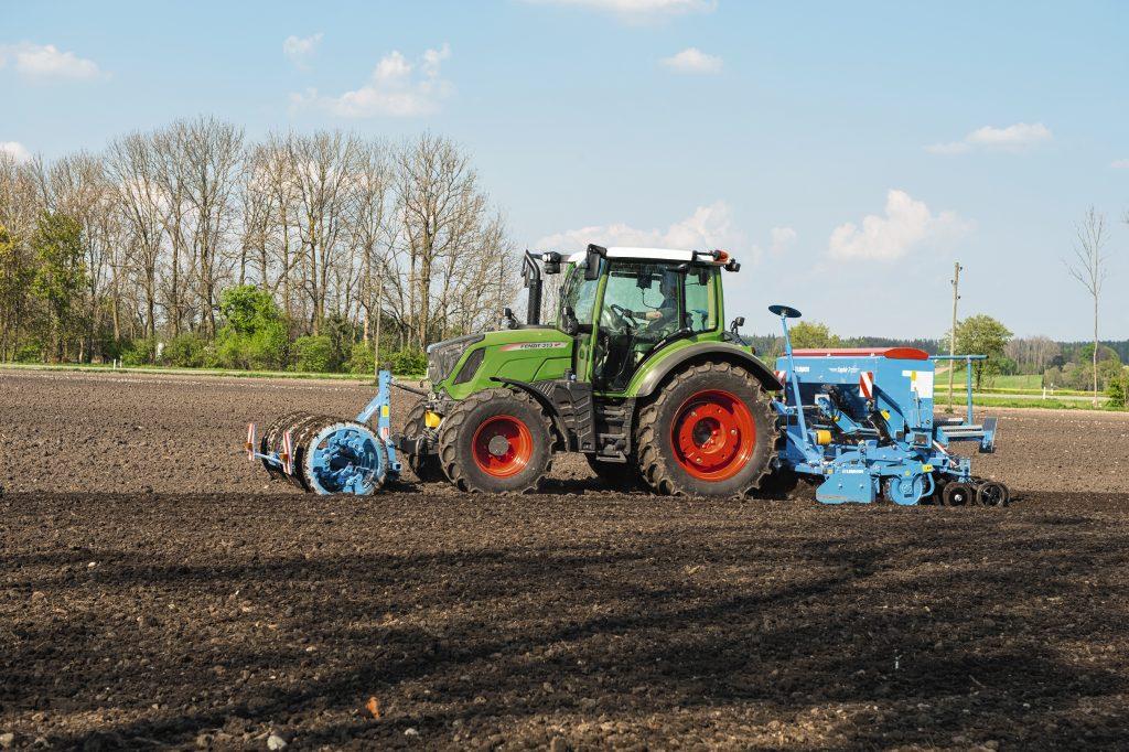 Tractor Fendt 310 Vario