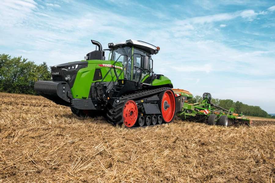 Tractor pe senile FENDT 1151 Vario MT