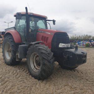 Tractor second hand marca CASE PUMA 160, bară de tracțiune