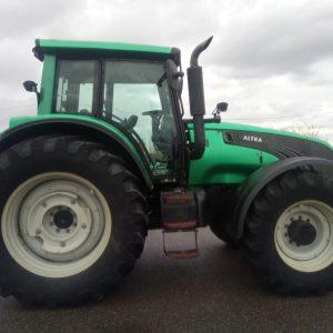 Tractor second hand marca VALTRA T 202 D, ridicător spate cu comandă electrică Slip Control ACD