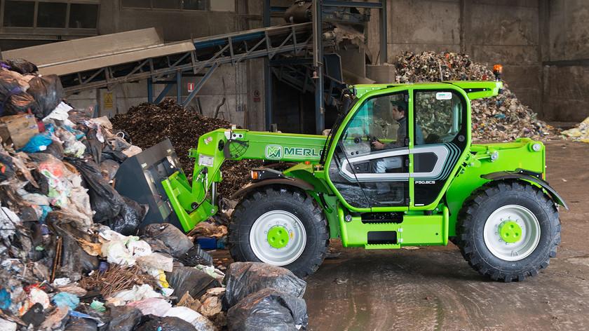 Utilaje agricole marca Merlo Turbofarmer 50.8 T-170