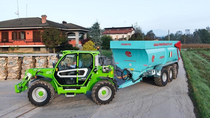 Utilaje agricole-Merlo Turbofarmer 38.10-140