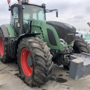 Tractor FENDT 936 VARIO TMS Profi, ridicător frontal