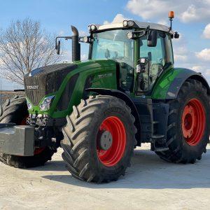 Tractor FENDT 939 VARIO S4 PROFI PLUS, ridicător frontal