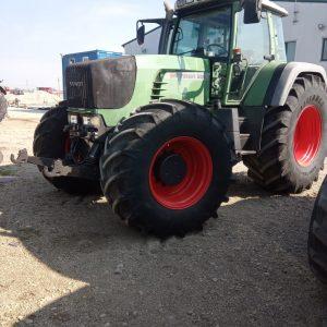 Tractor Fendt 936 Vario TMS Power, 2 faruri de lucru față