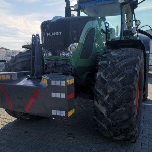 Tractor Fendt 936 Vario TMS Power cu bara de tractiune