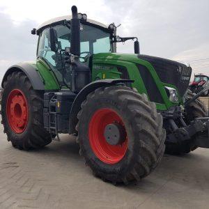 Tractor FENDT 939 VARIO S4 PROFI PLUS cu suspensie punte față